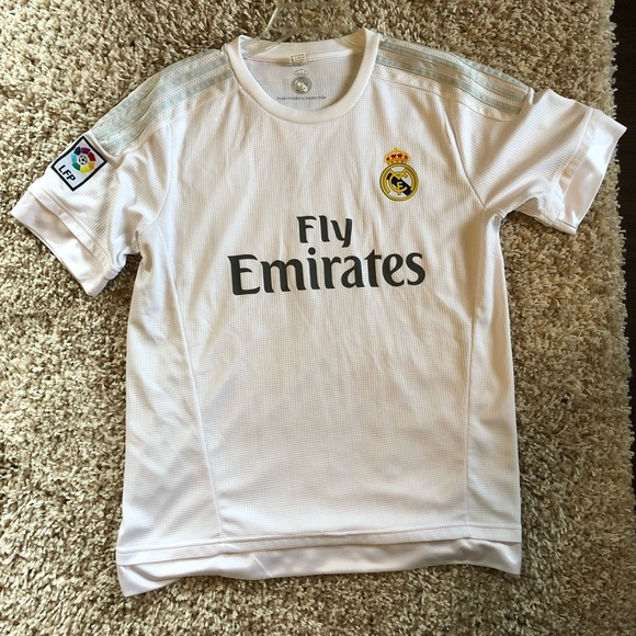 dc46076d331 adidas Other - Cristiano Ronaldo Real Madrid  7 Jersey.